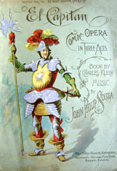 Cover to vocal score